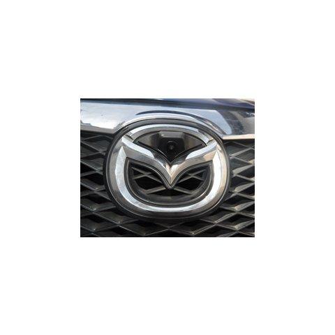 Камера переднього виду для Mazda Прев'ю 2