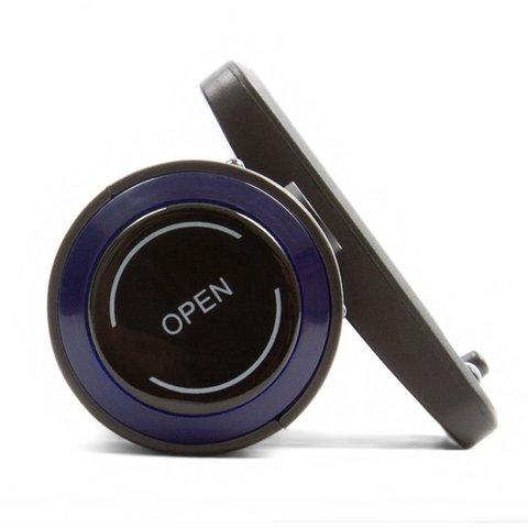 Автомобильный видеорегистратор с GPS и 2 камерами Globex X6000 Превью 3
