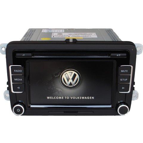Адаптер для під'єднання нештатної камери у Volkswagen Прев'ю 5