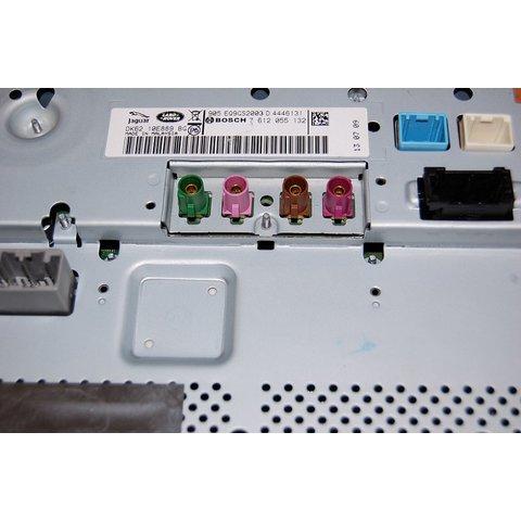 Універсальний кабель для під'єднання відео та камер Fakra-RCA Прев'ю 5