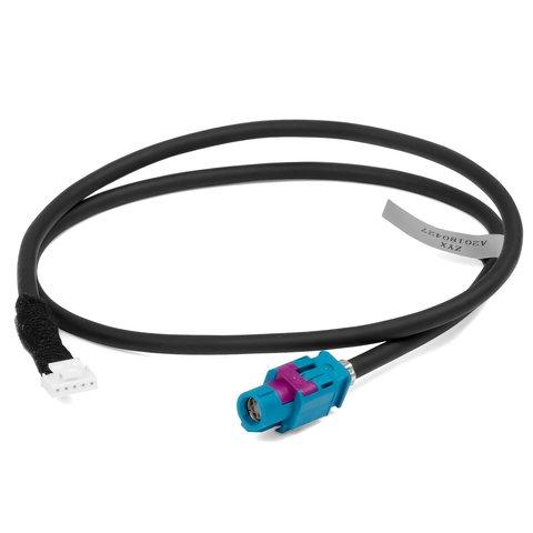 Адаптер подключения камеры заднего и переднего вида для Mercedes-Benz с системой NTG5.0/5.1 Превью 5