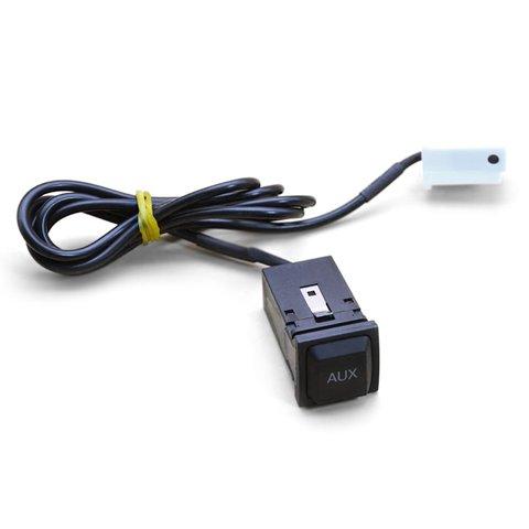 Штатный AUX и USB-кабель для Volkswagen с системой RNS510 / RCD510 Превью 2