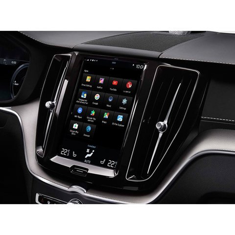 A-LINK Navigation Box on Android for Volvo with Sensus Infotainment System Preview 1
