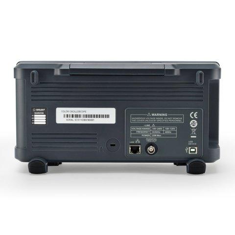 Цифровий осцилограф SIGLENT SDS1102X-E Прев'ю 1