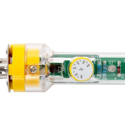 Паяльник з регулюванням температури Century Tool SJ95-112