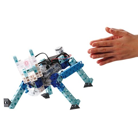 Конструктор ArTeC Robotist Базовый набор
