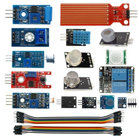 Набор Arduino Умный дом (на базе UNO R3) + руководство пользователя Превью 1