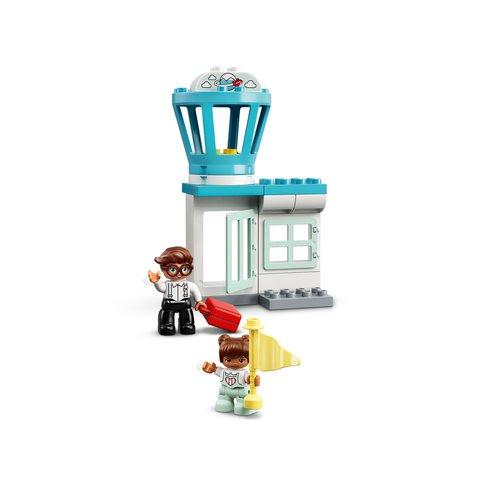 Конструктор LEGO DUPLO Самолет и аэропорт 10961 Превью 5