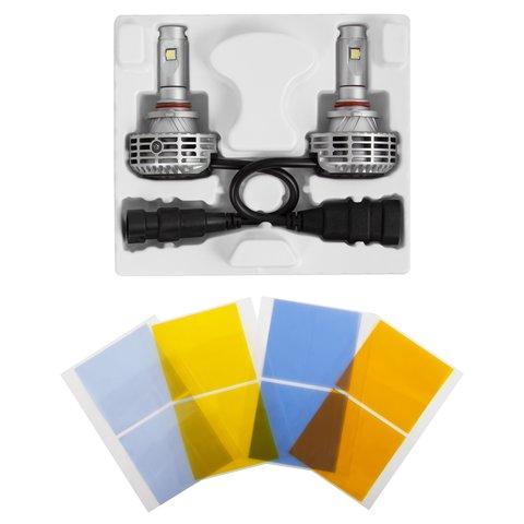 Car LED Headlamp Kit UP-6HL (9005 (HB3), 3000 lm) Preview 1