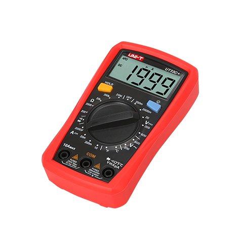 Pocket Digital Multimeter UNI-T UT33C+ Preview 3